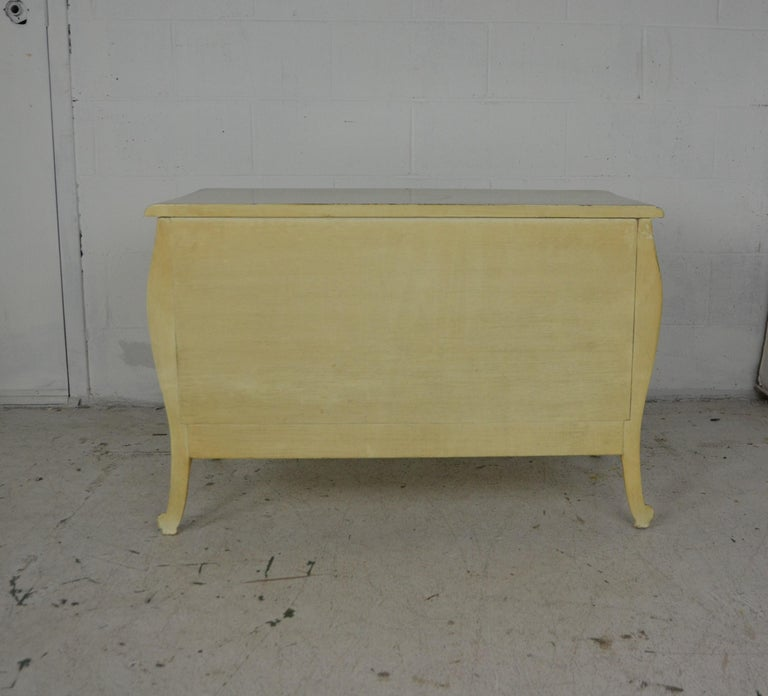 Wood Louis XV Style Nightstands For Sale