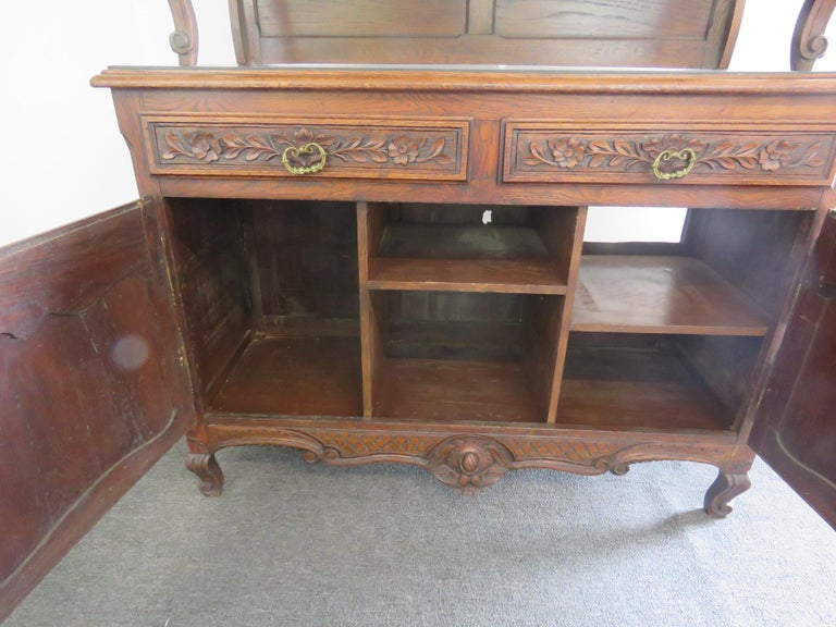 Louis XV Style Normandy Cupboard For Sale 6