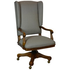 Louis XV Style Office Chair