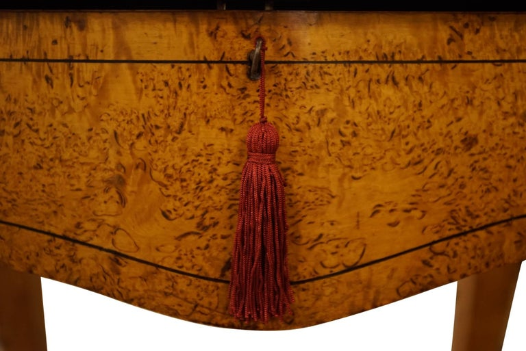 Louis XV Style Sewing Box For Sale 2