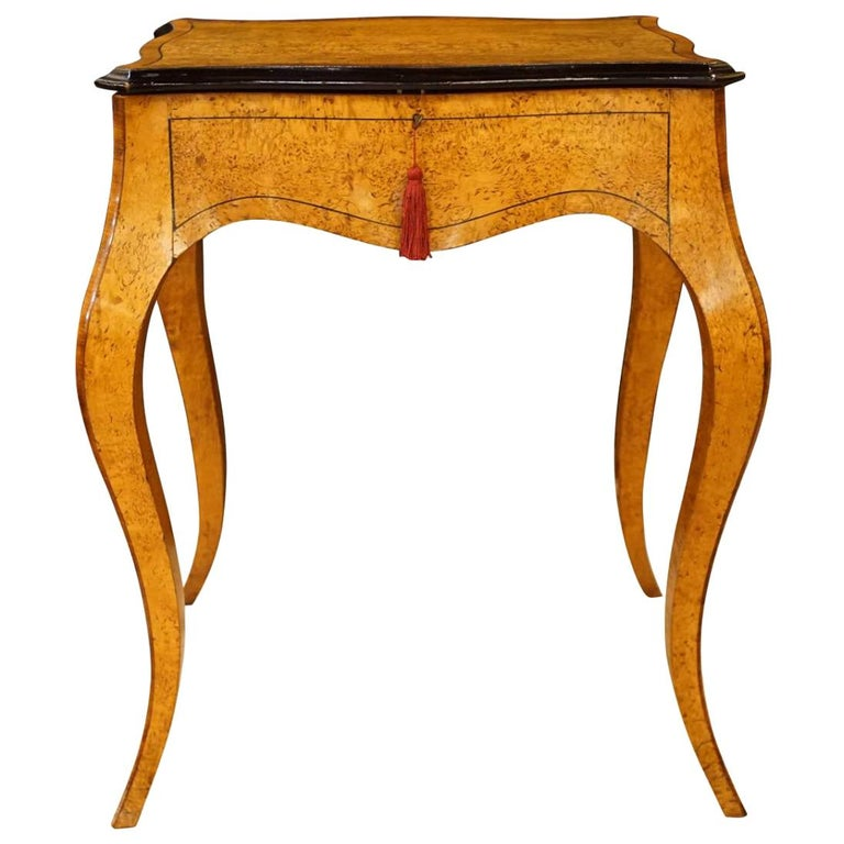 Louis XV Style Sewing Box For Sale