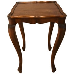 Louis XV Style Small Drinks Table