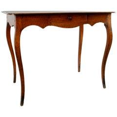 Louis XV Walnut Writing Table