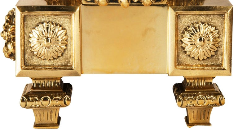 Louis XVI 19th Century Mantel Clock by Leroy For Sale 5