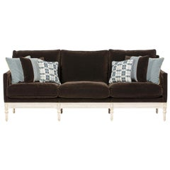 Louis XVI 3-Seater Sofa 8552