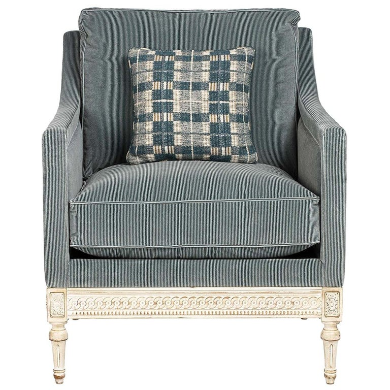 Louis XVI Armchair 8552  For Sale