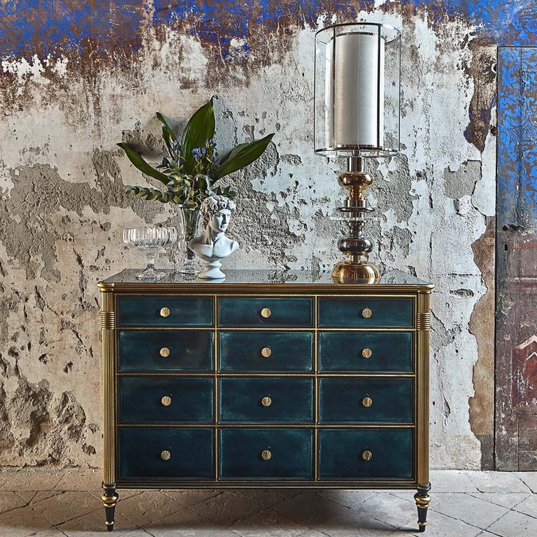 Louis XVI Beechwood Sideboard 8713 In New Condition For Sale In Milan, IT