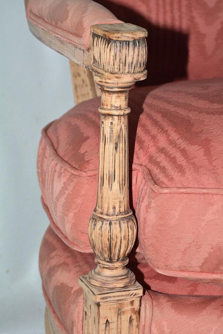 Louis XVI Bergère For Sale 4