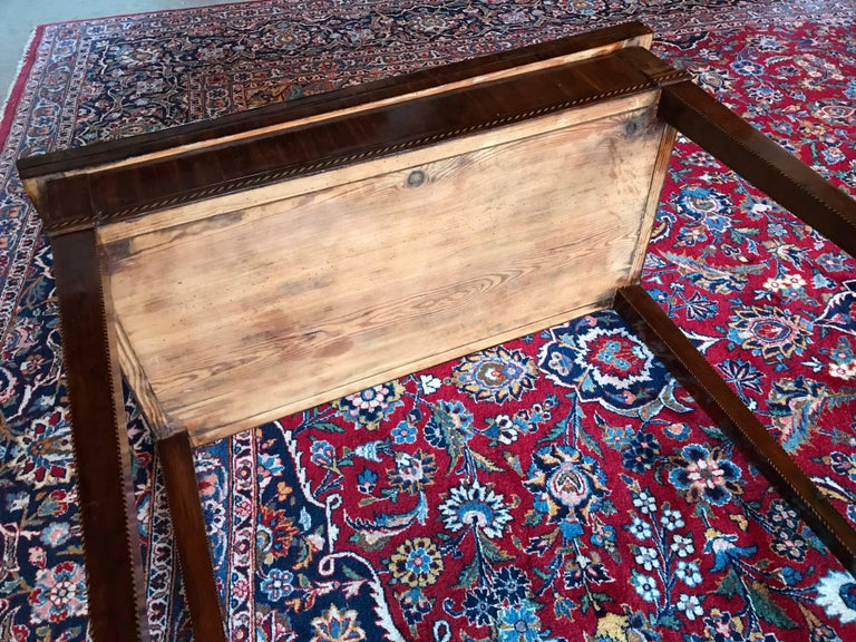 Louis XVI Card Table, France, 18th Century In Good Condition For Sale In Belmont, MA