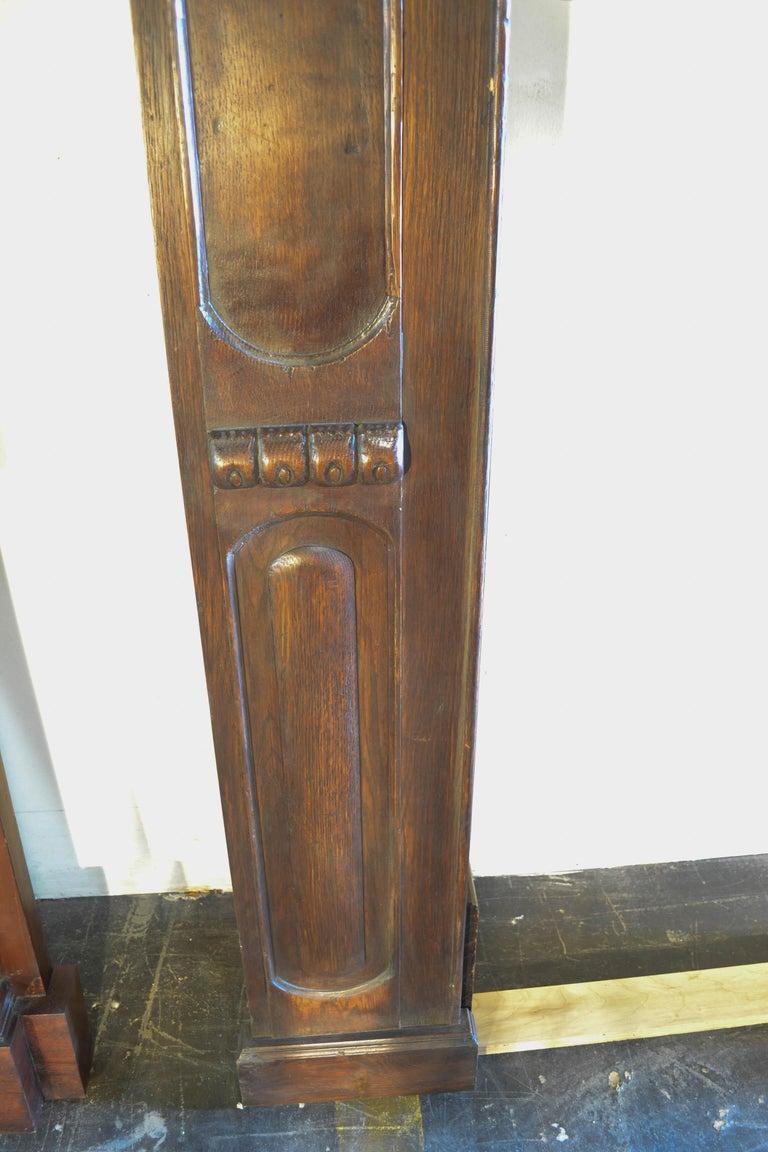 18th Century Louis XVI Carved Door Surround For Sale