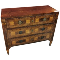 Louis XVI Chest of Drawers