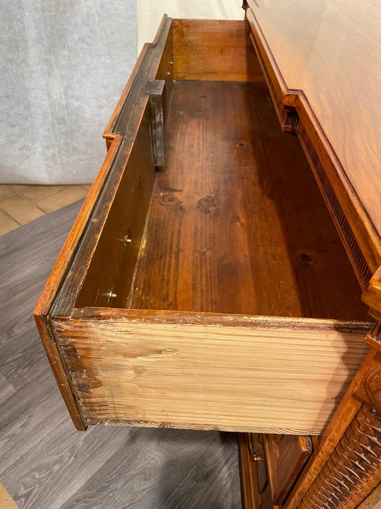 Louis XVI Chest of Drawers, South West Germany, 1780 For Sale 10