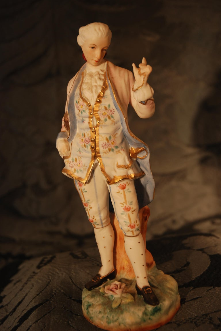 20th Century Louis XVI Figurine For Sale