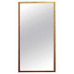 Louis XVI Gilded Mirror