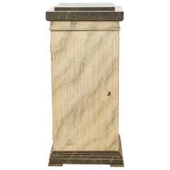 Louis XVI 'Gustavian' Pedestal Cabinet