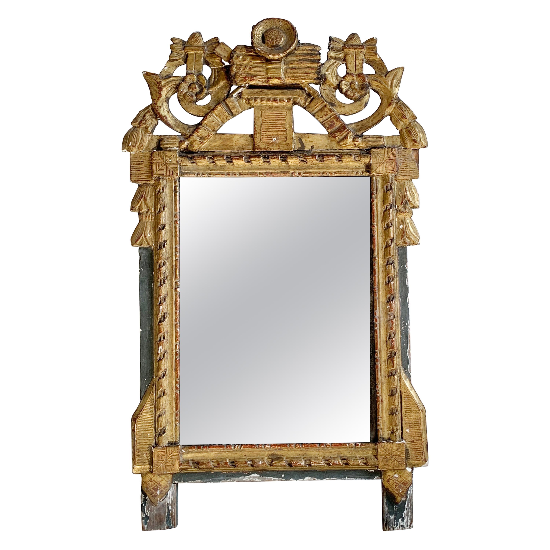 Louis XVI Mirror Petite