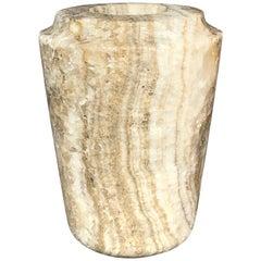 Louis XVI Onyx Vase