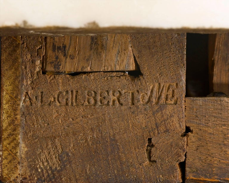 Louis XVI Secrétaire à Abattant by André Gilbert For Sale 1