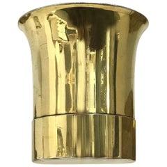 Louis XVI Silver Vermeil Beaker