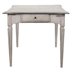 Louis XVI Style Accent Table