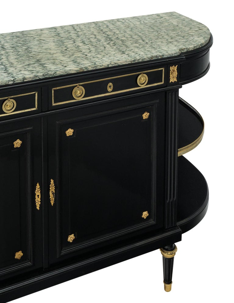 Louis XVI Style Buffet In Good Condition For Sale In Austin, TX