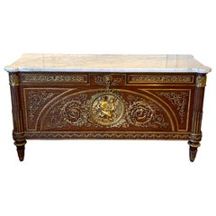 Louis XVI Style Commode after Benneman and Stöckel Model for Marie-Antoinette