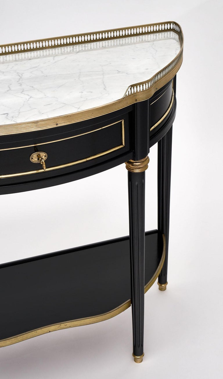 Early 20th Century Louis XVI Style Console Table For Sale