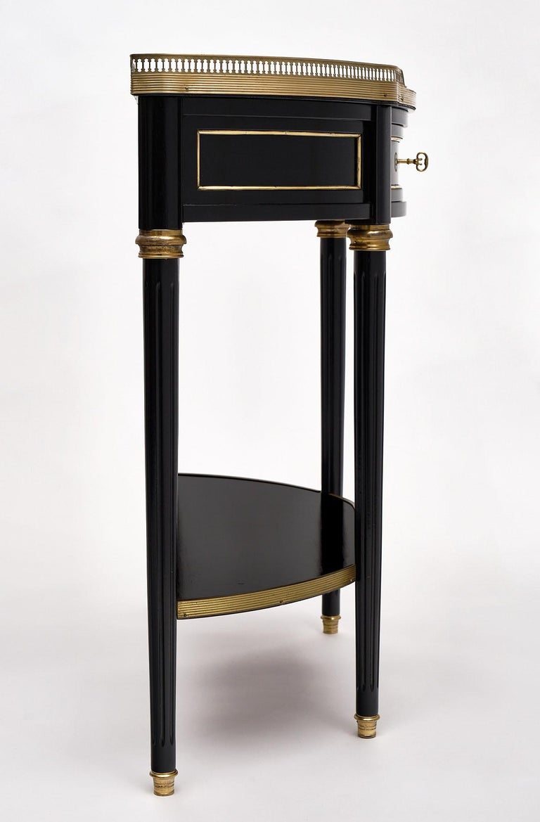 Louis XVI Style Console Table For Sale 1