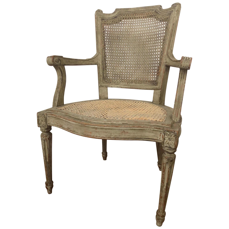 Louis XVI Style Desk Chair