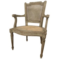 Louis XVI Style Desk Chair