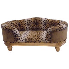 Louis XVI Style Dog and or Cat Bed
