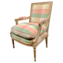 Louis XVI Style Fauteuil by Meyer, Gunther & Martini