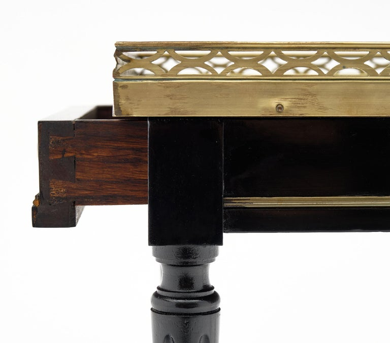 Louis XVI Style French Coffee Table For Sale 5