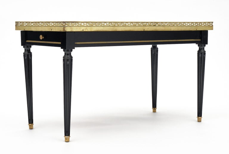 Mid-20th Century Louis XVI Style French Coffee Table For Sale