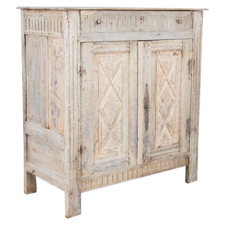 Louis XVI Style French Oak Buffet For Sale