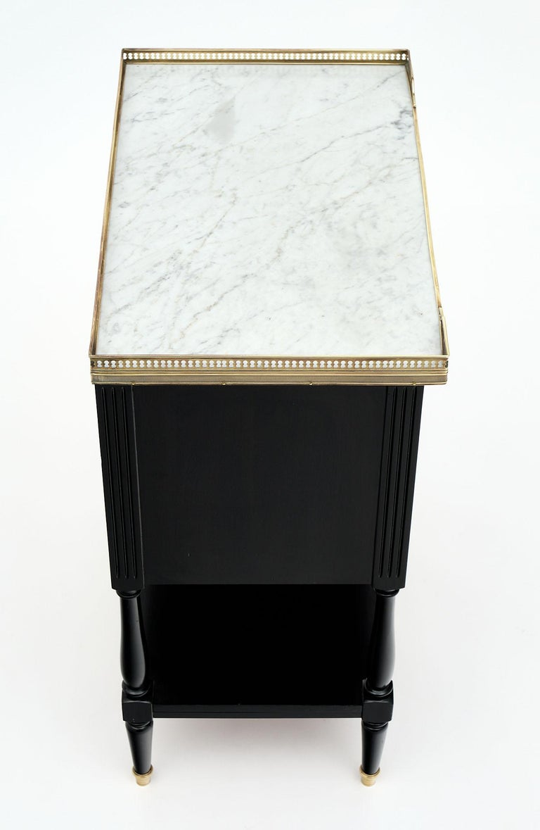 Louis XVI Style French Side Table For Sale 2