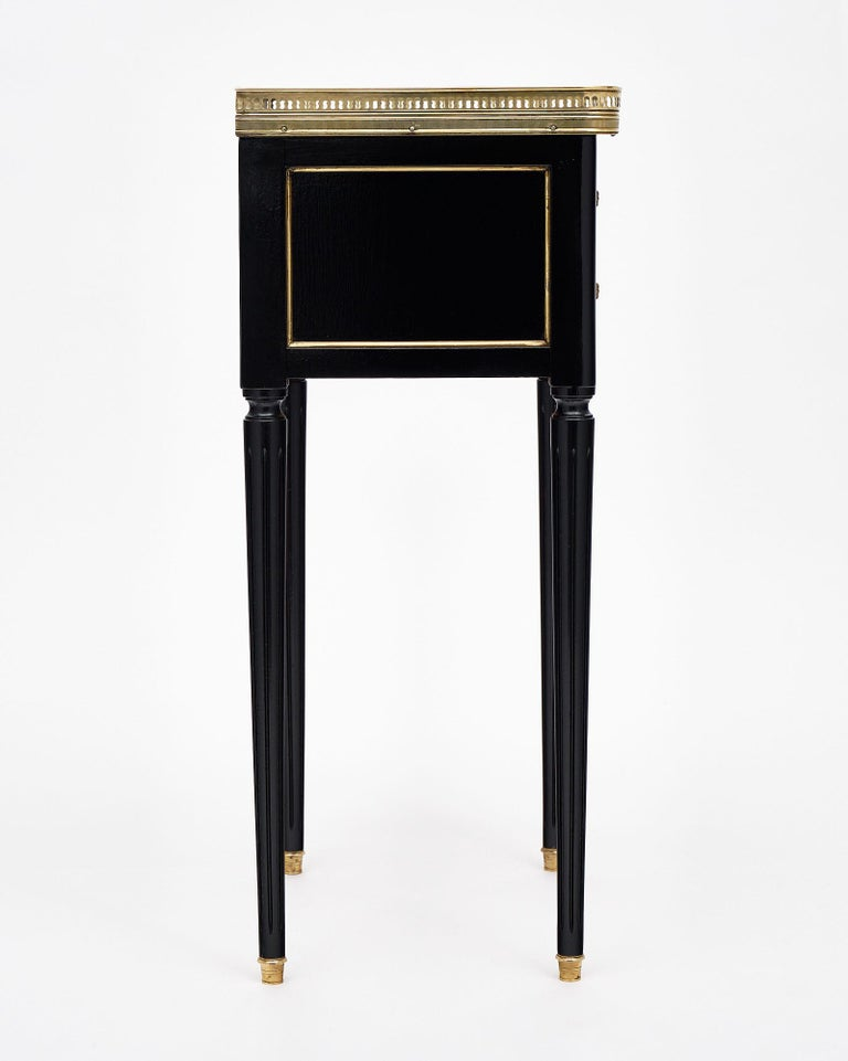 Louis XVI Style French Side Tables For Sale 2