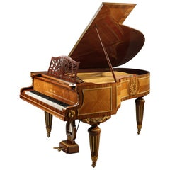 Louis XVI Style GBaby Grand Piano by Gaveau à Paris