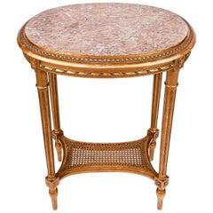 Louis XVI Style Guéridon