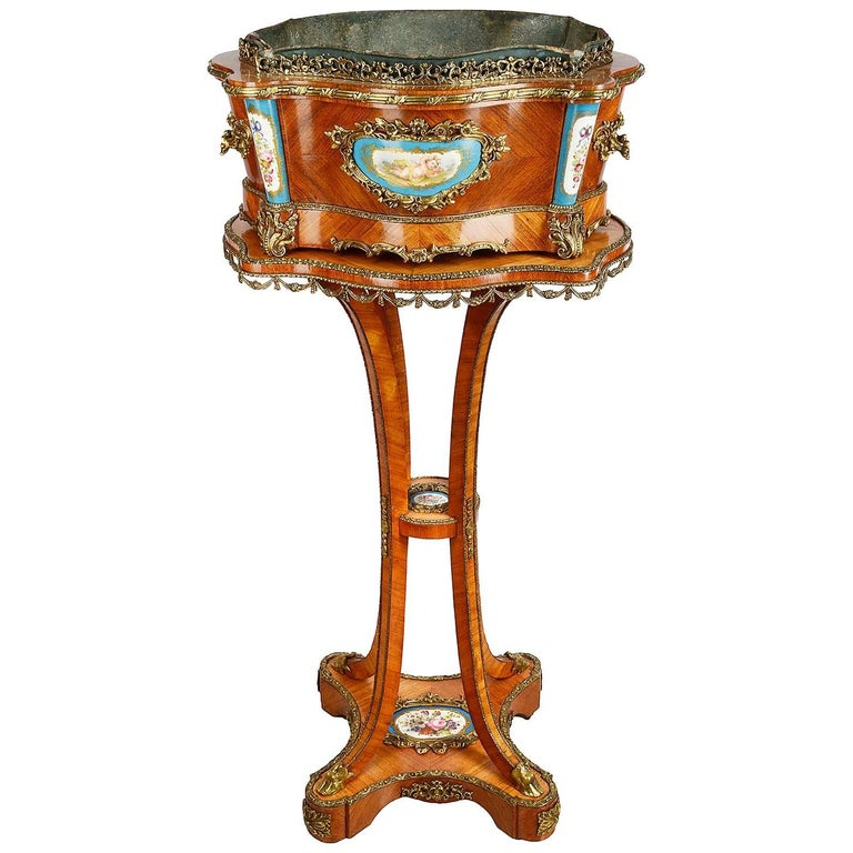 Louis XVI Style Jardinere For Sale