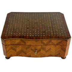 Louis XVI Style Kingwood Dresser/Perfume Box