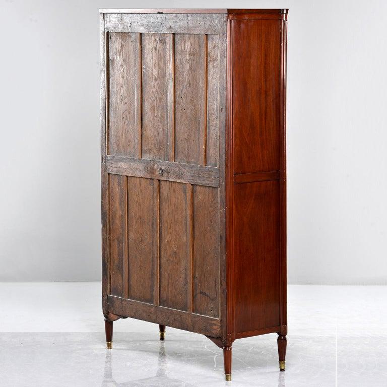 Louis XVI Style Mahogany Semanier For Sale 1