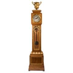 """Louis XVI Style """"Régulateur de Parquet"""" Standing Clock, After Lieutaud"""