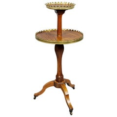 Louis XVI Style Satinwood Occasional Table