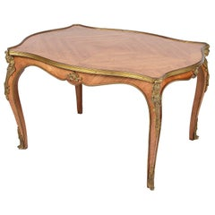 Louis XVI Style Side or Coffee Table, Late 19th Century
