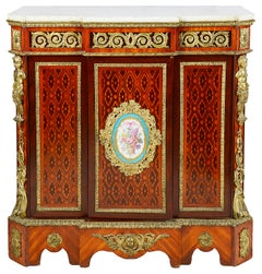 Louis XVI Style Side Cabinet, 19th Century