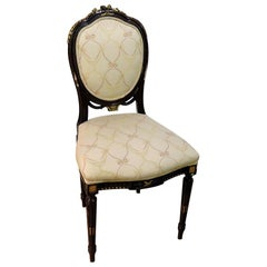 Louis XVI Style Side Chair