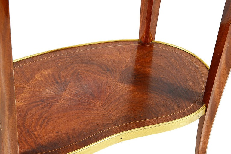 Louis XVI Style Side Table, 19th Century For Sale 2