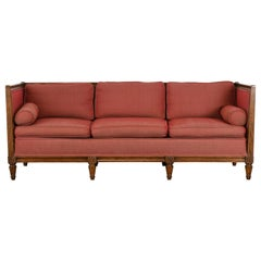 Louis XVI Style Sofa for Baker, 1960