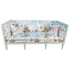 Louis XVI Style Sofa Settee